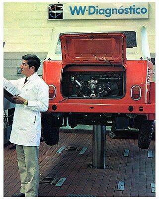 1972 Volkswagen Safari Thing Factory Photo ca7652