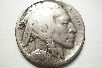 1914   'f+'  5 Cent Buffalo Nickel Very Nice L@@k No Reserve