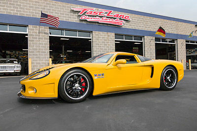 2008 Replica/Kit Makes  2008 Factory Five GTM LS7 V8 6 Speed Manual Highend Build Over 500hp