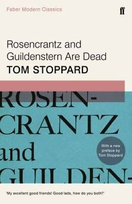 Rosencrantz and Guildenstern are Dead by Tom Stoppard 9780571333721