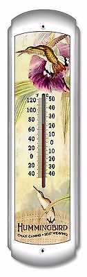 Hummingbird Thermometer - Hand Made in the USA with American Steel