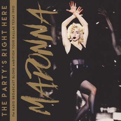 Madonna - The Party's Right Here (Vinyl 2LP - 2017 - UK - Original)