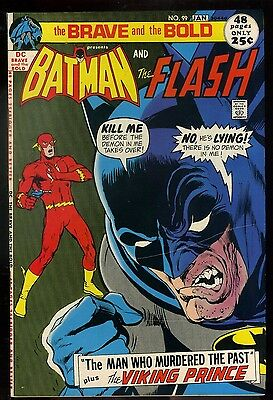 Brave and the Bold #99 NM-  Neal Adams Cover