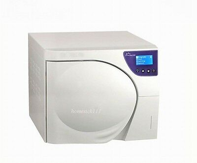 TongShuo Dental Autoclave Steam sterilizer 14 Liter T&S 14B with Printer HO