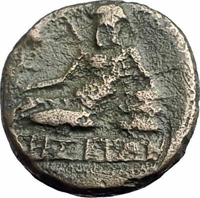 ODESSOS in THRACE 281BC Authentic Ancient Greek Coin w YOUTH & GREAT GOD i62613