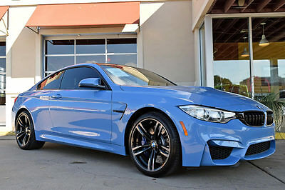 2016 BMW M4 Coupe 2016 BMW M4 Coupe, Adaptive M Suspension, With Over $71k MSRP