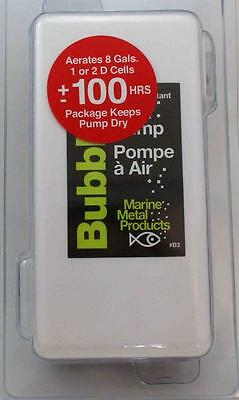 Marine Metal B3 Bubbles Air Pump Aerator 22340