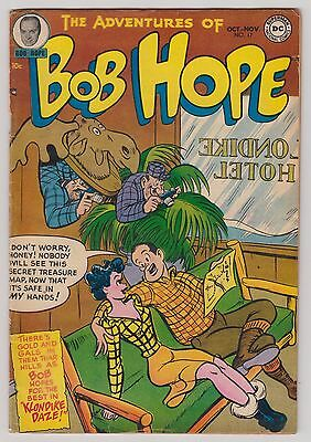 Adventures of Bob Hope #17 (1952) ~ Very Good/Fine (5.0) ~ DC Comics ~ Funnyman