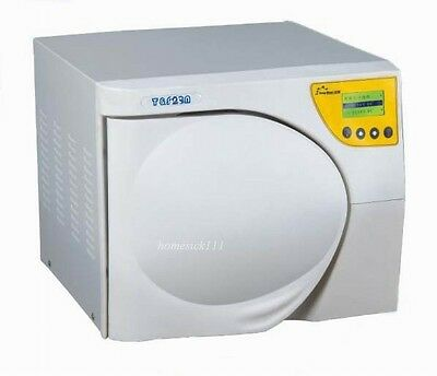 Tonshuo Dental LCD Display Automatical Steam Sterilizer with Printer 23 Liter HO