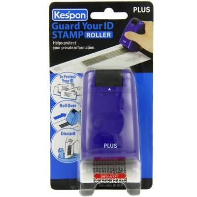 Guard Your ID Identity Protection Stamp Roller Identity Theft Prevention