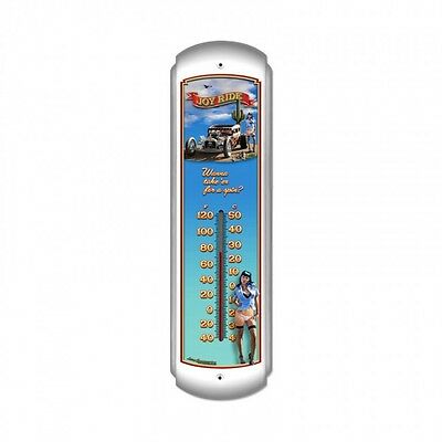 Joy Ride Thermometer - Hand Made in the USA with American Steel