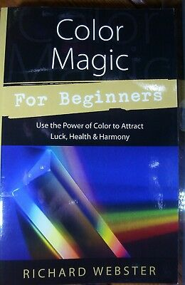 Brand New! Color Magic For Beginners Attract Luck Health & Harmony To Your Life