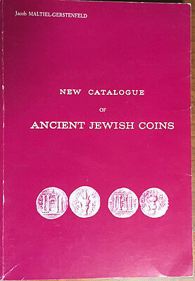 New Catalog of Ancient Jewish Coins