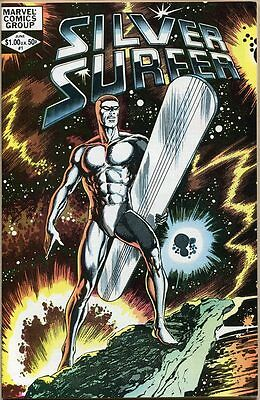 Silver Surfer (One-Shot) #1 - VF