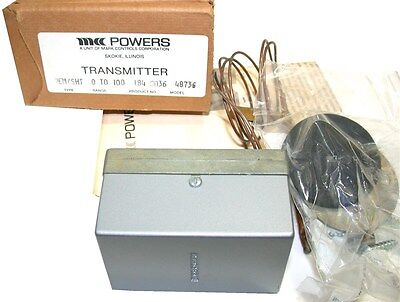UP TO 2 Siemens Powers Remote Bulb Temperature Transmitters 0°-100°F 184-0036