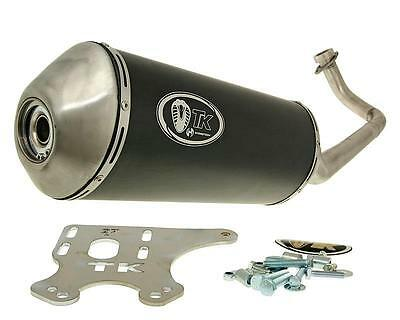 Exhaust Sport with E Characters Turbo Kit GMax 4T for Yamaha Majesty 125 98-01