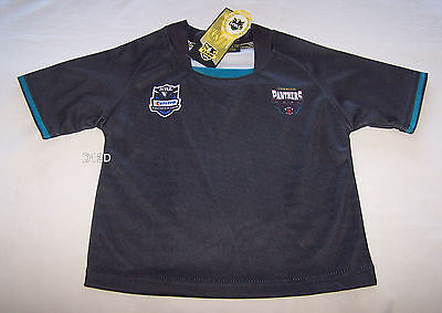 Penrith Panthers NRL Boys Supporter Home Jersey Size 00 New