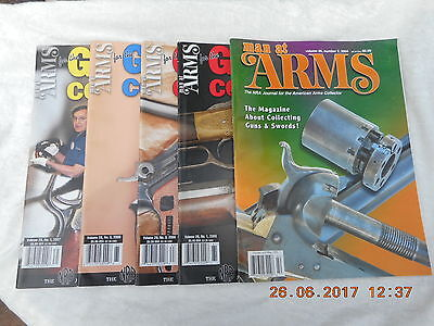 Man At Arms For The Gun And Sword Collector X 5, 2004, 2006 X 3, 2007
