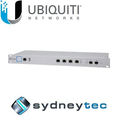 New Ubiquiti USG-PRO-4 Security Gateway PRO 4 Port Enterprise Router