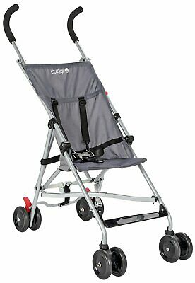 Cuggl Birch 5-Point Harness Lightweight  Foldable Stroller