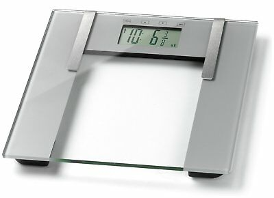 Weight Watchers Ultra Slim Body Analyser Scales - Silver From Argos on ebay