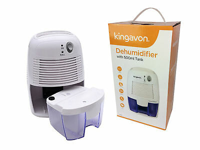 Dehumidifier Small Portable Electric for Home, Caravan, Kitchen, Bathroom