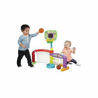 Little Tikes 3-in-1 Sports Activity Centre.