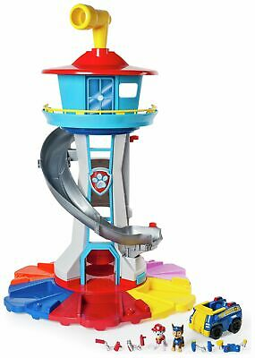 PAW Patrol: My Size Lookout Tower Playset