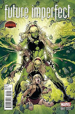 FUTURE IMPERFECT #1, INGWENIBLE HULK VARIANT, New, Marvel Comics (2015)