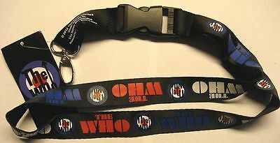 Who / The Who Lanyard / Schlüsselband # 2