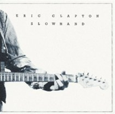 Eric Clapton-Slowhand  CD NEW