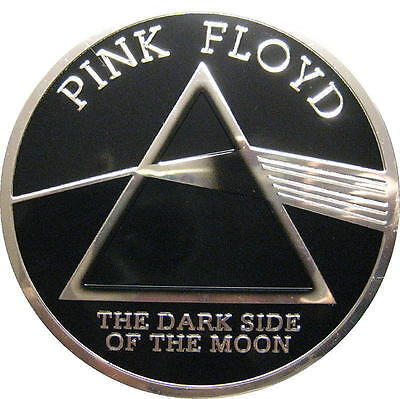 pink floyd metall aufkleber metal sticker 64 dark side of the moon 5cm eur 5 47. Black Bedroom Furniture Sets. Home Design Ideas
