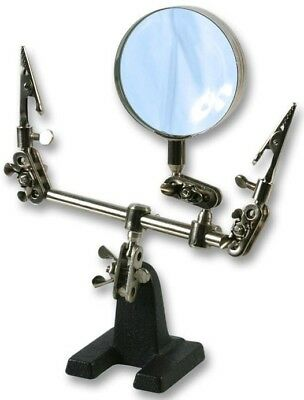 Duratool Clamp Tool with Magnifier D00269