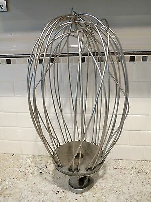 30 Quart Wire Whip Attachment for Hobart D300 Mixers Stainless Steel Whisp Used