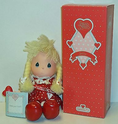 Precious Moments 1988 Valentine's Day Applause Doll # 20039