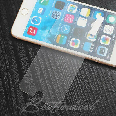 New 100% Genuine Tempered Glass Film Screen Protector For Iphone 5 5S 5C