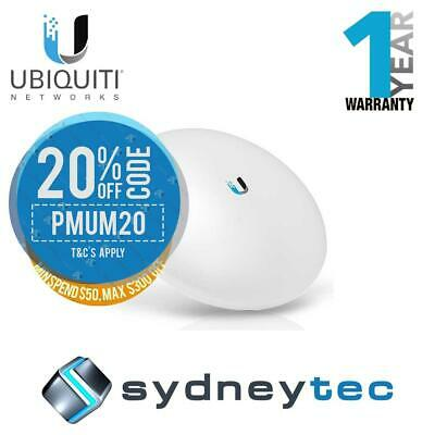 New Ubiquiti NBE-5AC-GEN2 5GHz NanoBeam High-Performance airMAX AC Bridge