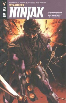 Ninjak Volume 1 Weaponeer by Matt Kindt 9781939346667 (Paperback, 2015)