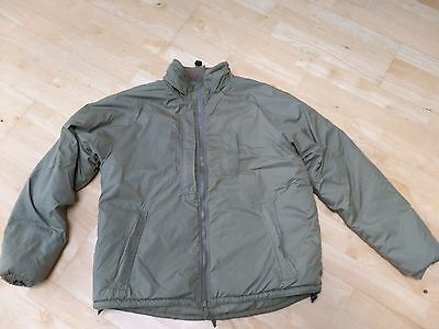 Latest British Army Thermal Softie Cold Weather Jacket Full Zip MED ( MTP PCS )