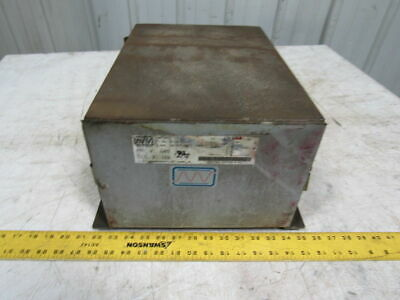 Marelco Power Systems M-13211SE12P 5KVA Transformer 480V Pri 240V Sec