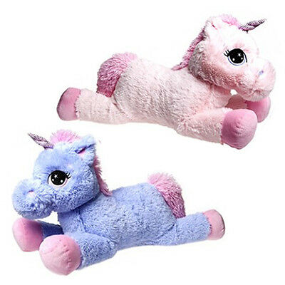 60Cm Giant Unicorn Plush Soft Cuddly Animal Toy Bear Gift Kids Stuffed Large New