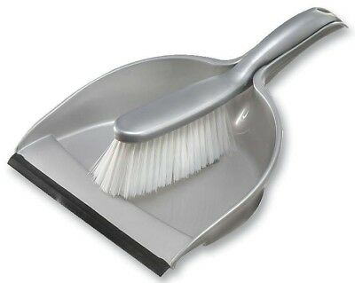 Harris Decorating Dustpan Set Silver PB100S