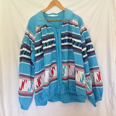Miccosukee Seminole Native American Patchwork Rick Rack Jacket Florida 56