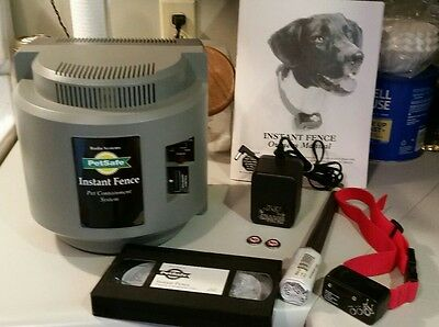 pif300 petsafe wireless fence pet dog containment system wcollar