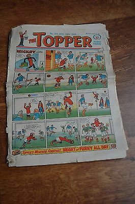 The Topper Comic No 199 Nov 25th 1956