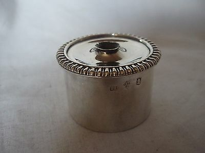 Kettle Burner Antique Sterling Silver London 1814