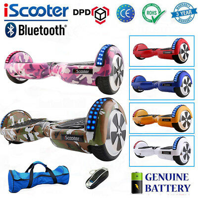 Gyropode Overboard Scooter Skate électrique Self Balancing Scooter oui Bluetooth
