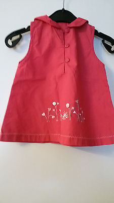 robe rose taille 3 mois