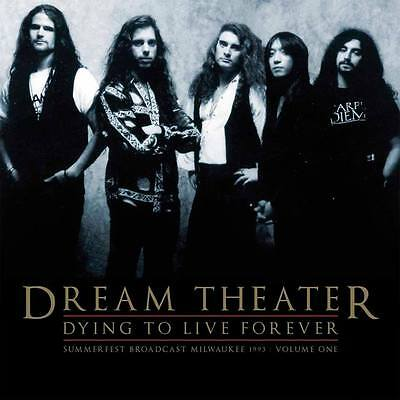 Dream Theater-Dying To Live Forever Milwaukee Vol. 1 1993(2 x Vinyl LP) New