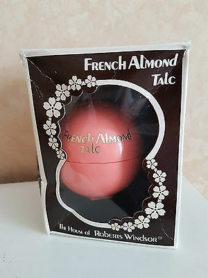 The House Of Roberts Windsor French Almond Talc In A Novelty Shaker Container